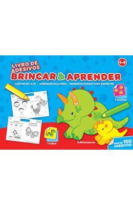 Brincar---Aprender-4-6--Livro-de-Adesivos