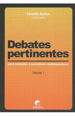 DEBATES-PERTINENTES---VOL-1