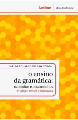 Ensino-da-gramatica---Caminhos-e-descaminhos