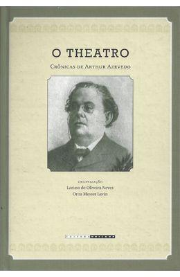 THEATRO-O---CRONICAS-DE-ARTHUR-AZEVEDO