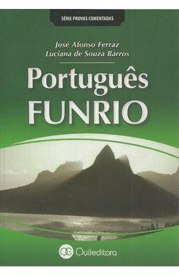 PORTUGUES-FUNRIO---SERIE-PROVAS-COMENTADAS
