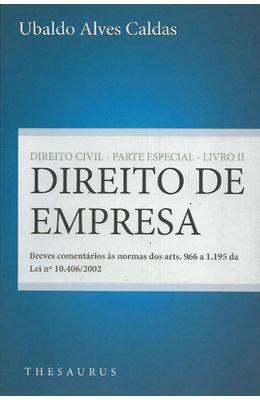 DIREITO-DE-EMPRESA---BREVES-COMENTARIOS-AS-NORMAS-DOS-ARTS.-966-A-1195-DA-LEI-Nº-10.406-2002