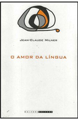 AMOR-DA-LINGUA-O