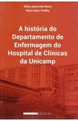 Historia-do-departamento-de-enfermagem-do-Hospital-de-Clinicas-da-UNICAMP