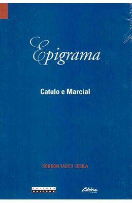 Epigrama---Catulo-e-Marcial