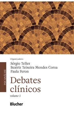 DEBATES-CLINICOS--VOLUME-01