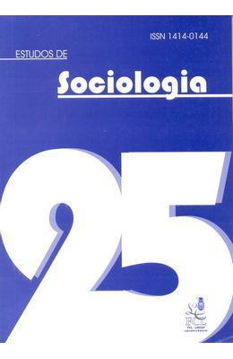 REVISTA-DE-SOCIOLOGIA--ESTUDOS-DE-SOCIOLOGIA---ANO-13---Nº25---2008