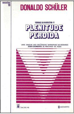 PLENITUDE-PERDIDA