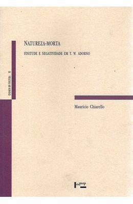 NATUREZA-MORTA