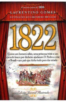 1822---EDICAO-JUVENIL-ILUSTRADA