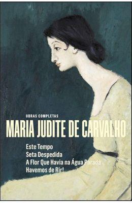 OBRAS-DE-MARIA-JUDITE-DE-CARVALHO---VOL.-V