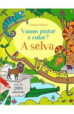 Selva-A---Vamos-pintar-e-colar-