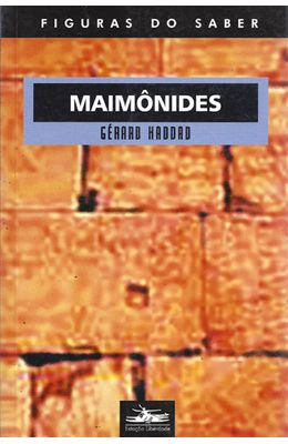 MAIMONIDES---FIGURAS-DO-SABER