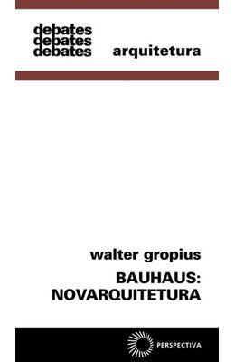 BAUHAUS--NOVARQUITETURA