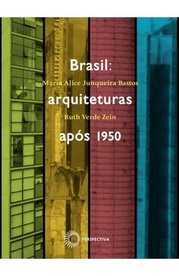 BRASIL--ARQUITETURAS-APOS-1950