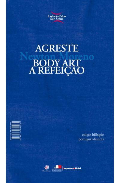 AGRESTE---BODY-ART---A-REFEICAO
