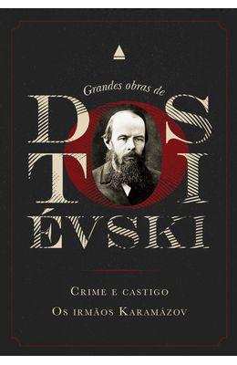 Grandes-obras-de-Dostoievski---Crime-e-castigo-e-Os-irmaos-Karamazov