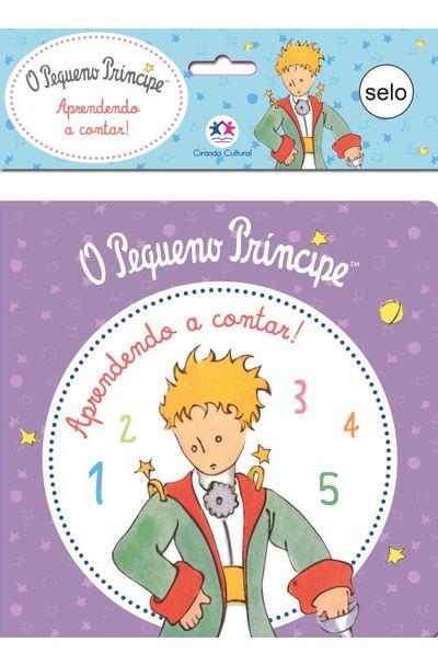 Pequeno-principe-O---Aprendendo-a-contar---Livro-de-banho