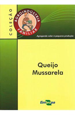 Queijo-mussarela