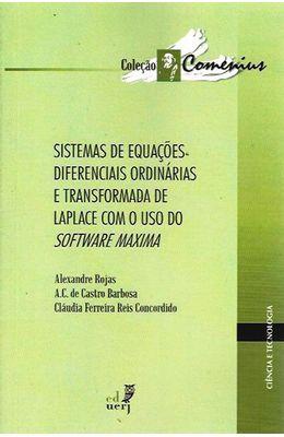 Sistema-de-equacopes-diferenciais-ordinarias
