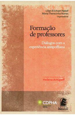 FORMA��O-DE-PROFESSORES
