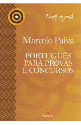PORTUGU�S-PARA-PROVAS-E-CONCURSOS