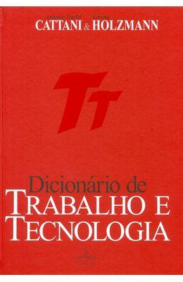 DICION�RIO-DE-TRABALHO-E-TECNOLOGIA