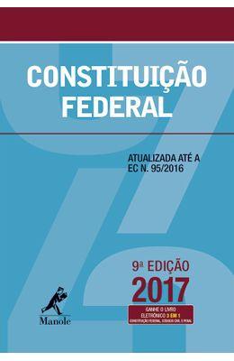Constitui��o-federal-9�-edi��o-2017