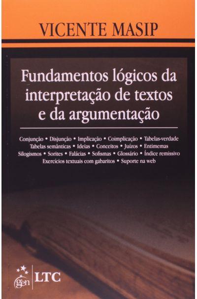 FUNDAMENTOS-L�GICOS-DA-INTERPRETA��OD-E-TEXTOS-E-DA-ARGUMENTA��O