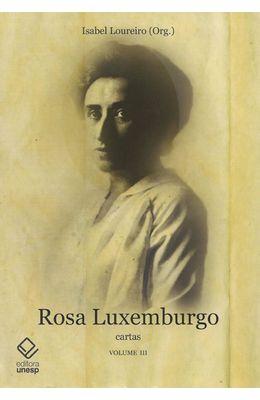 Rosa-Luxemburgo-�-Vol.-3---1�-Edi��o