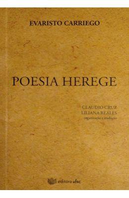 Poesia-herege