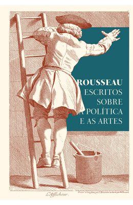 Rousseau-�-Escritos-sobre-a-pol�tica-e-as-artes