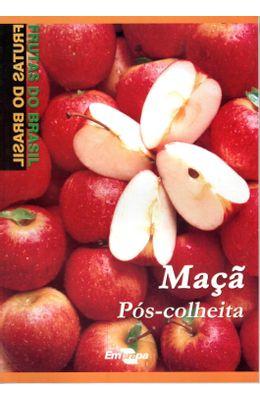 Frutas-do-Brasil--Ma��-P�s-colheita