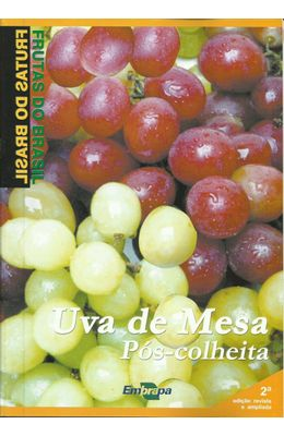 Frutas-do-Brasil---Uva-de-mesa---P�s-colheita