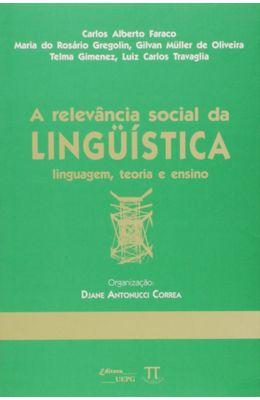 RELEV�NCIA-SOCIAL-DA-LINGU�STICA-A---LINGUAGEM-TEORIA-E-ENSINO