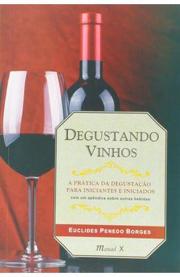 Degustando-vinhos