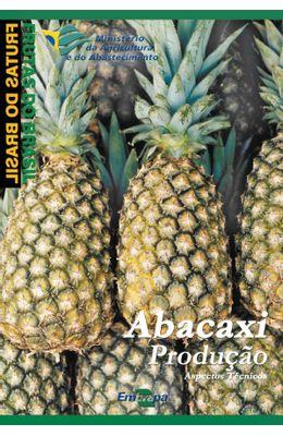 Frutas-do-Brasil---Abacaxi---P�s-colheita