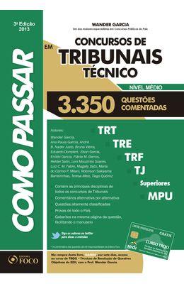 COMO-GABARITAR---COMO-PASSAR-EM-CONCURSOS-DE-TRIBUNAIS-T�CNICOS---3350-QUEST�ES-COMENTADAS